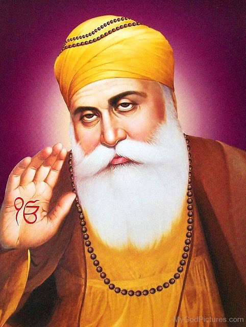 Guru Nanak Dev ji Wallpapers