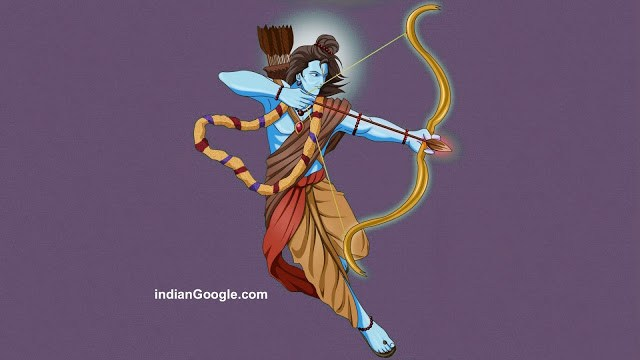 Jai Shree Ram HD Wallpaper Free Download