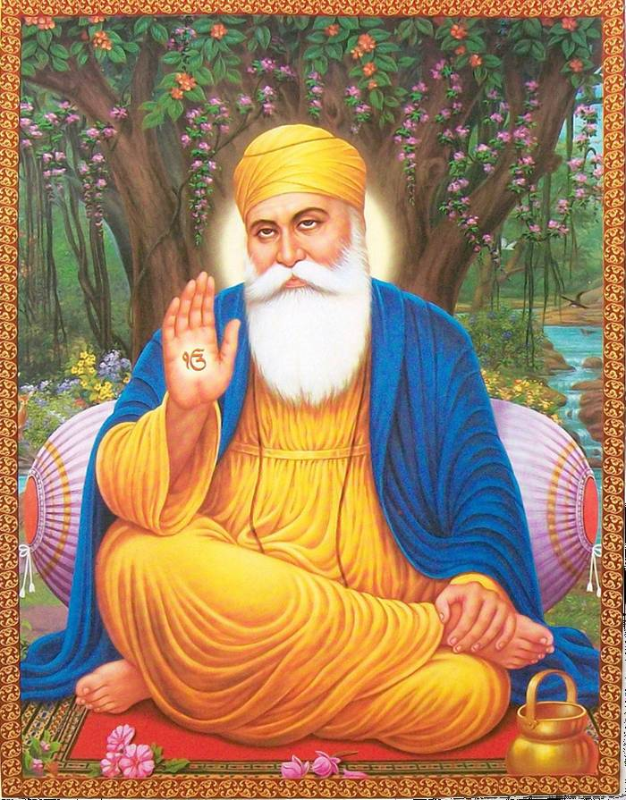 [HD] Guru Nanak Dev ji Images | HD Wallpapers & Photos Download 3