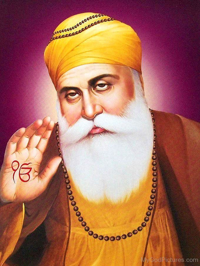 [HD] Guru Nanak Dev ji Images | HD Wallpapers & Photos Download 4