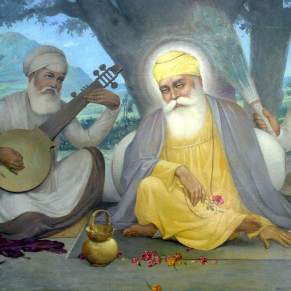 [HD] Guru Nanak Dev ji Images | HD Wallpapers & Photos Download 7