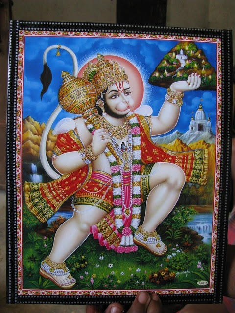 panchmukhi hanuman photo free download