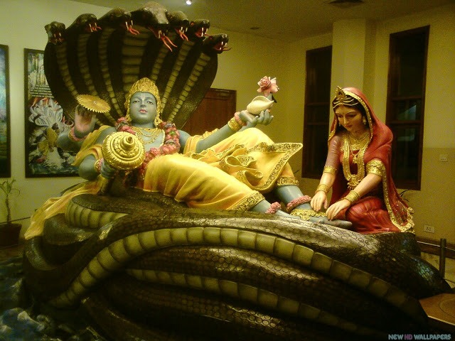 Vishnu God Image & Wallpapers of Lord Vishnu Bhagwan G 7