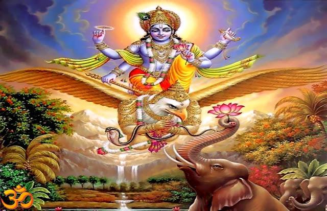 Vishnu God Image & Wallpapers of Lord Vishnu Bhagwan G 6