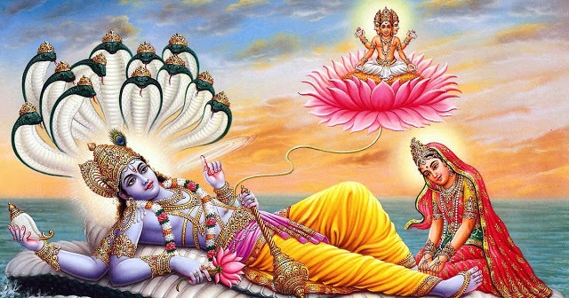 Vishnu God Image & Wallpapers of Lord Vishnu Bhagwan G 9