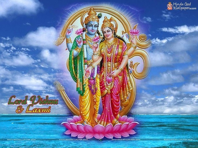 God Vishnu Image