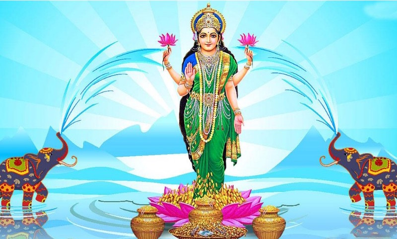 Maa Laxmi Images, Wallpaper & God images in HD 1