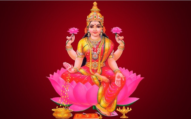 Maa Laxmi Images, Wallpaper & God images in HD 15
