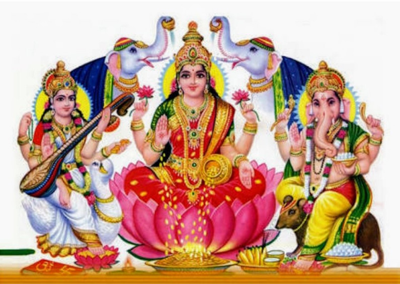 Maa Laxmi Images, Wallpaper & God images in HD 4
