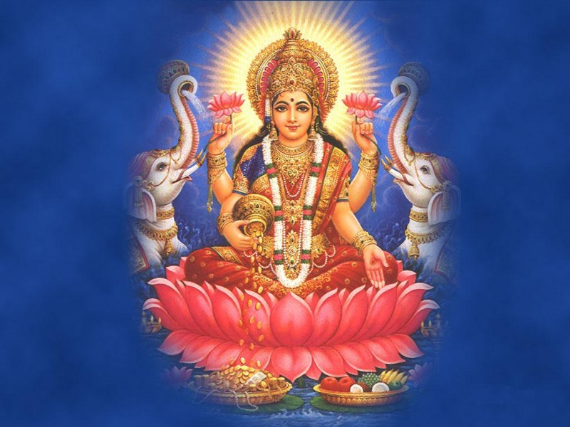 Maa Laxmi Images, Wallpaper & God images in HD 12