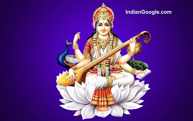 Maa Saraswati Images OR Beautiful Images of Maa Saraswati 13