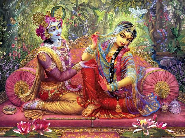Gorgeous Lord Radha Krishna Beautiful HD Wallpapers