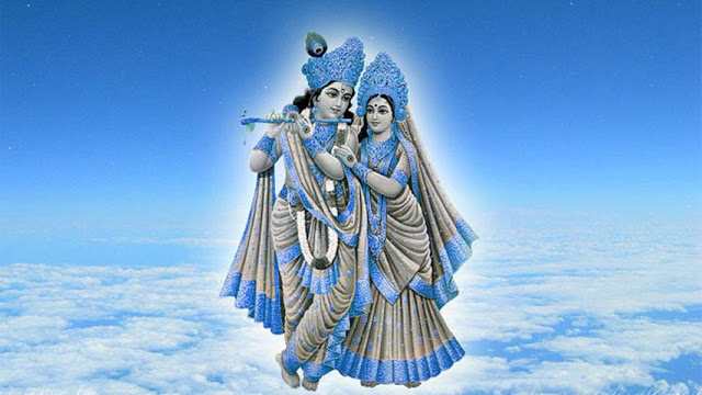 images of lord krishna and radha in love