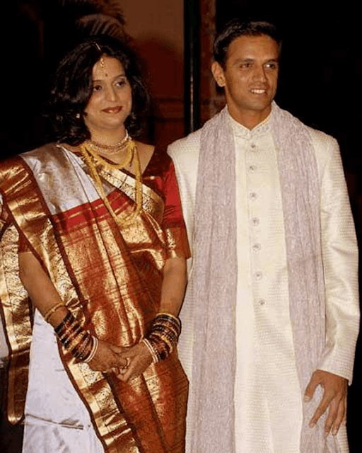 Rahul-Dravid-images-with-wife