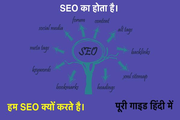 What is SEO in Hindi जाने क्या होता है SEO और इसे कैसे करते है ! 5