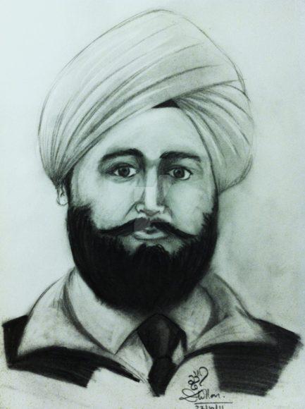 Shaheed-UDHAM-SINGH-ji-painting-images