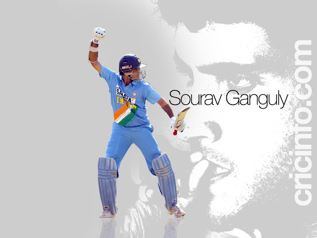 Sourav Ganguly photo