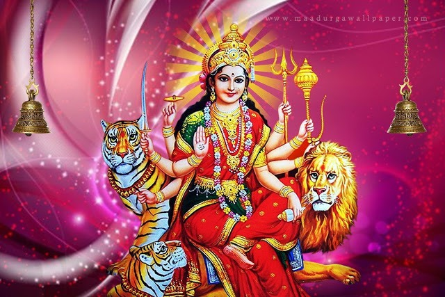 Happy Navratri Durga Maa Pictures