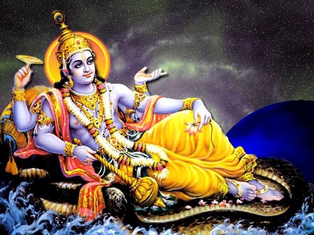 Vishnu God Image & Wallpapers of Lord Vishnu Bhagwan G 10