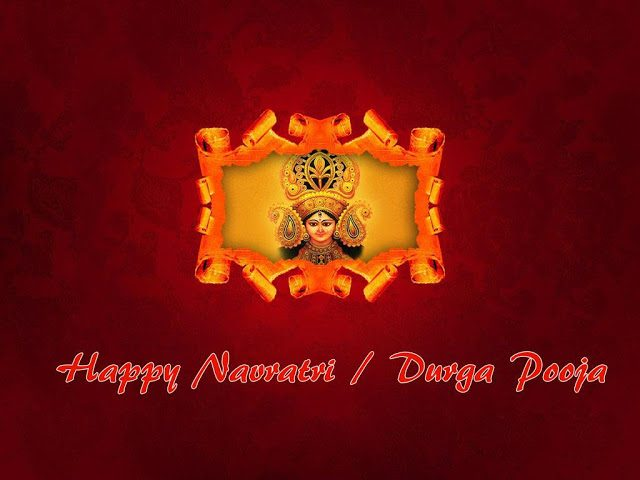 Happy Navratri Maa Durga Pics