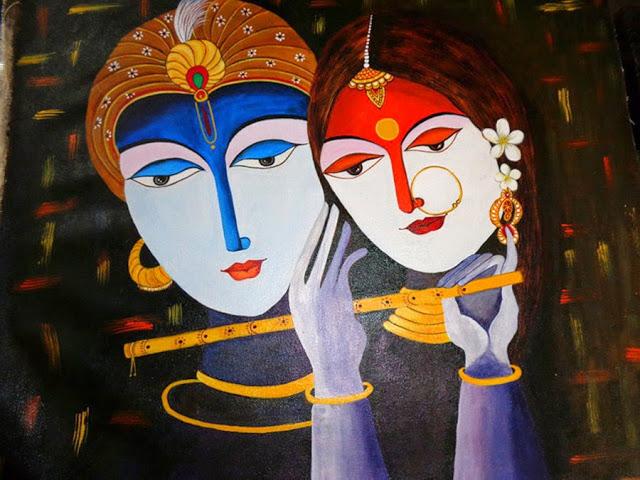 radha krishna wallpaper for mobile