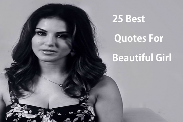 25 Best Quotes For Beautiful Girl in Hindi Language 3