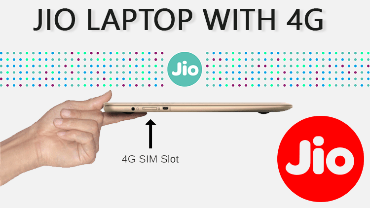 Reliance Jio Laptop Booking