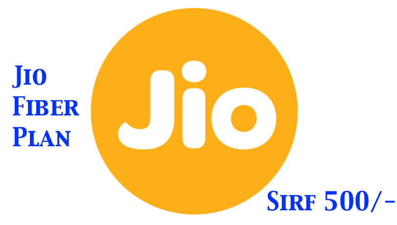 Jio Fiber Plan in Hindi