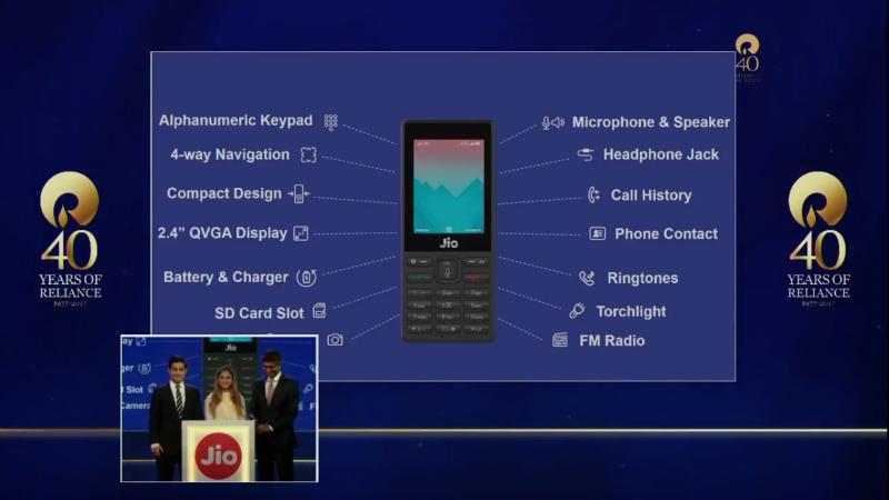 Buy Reliance Jio 4G phone Free