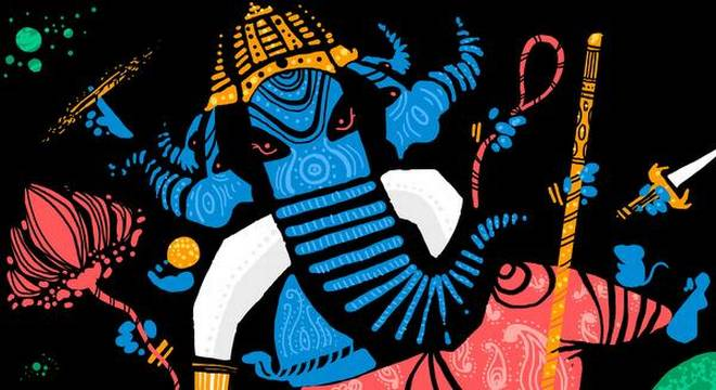Lord Ganesha Wallpaper ,Images | Photo in HD Quality [50+] ! 5