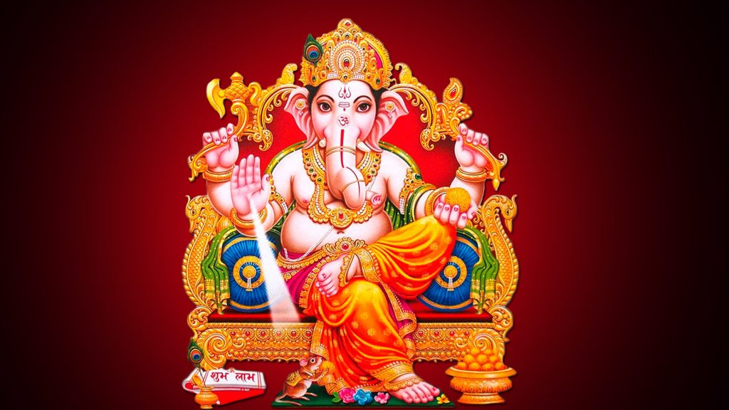 Lord Ganesha Wallpaper ,Images | Photo in HD Quality [50+] ! 4