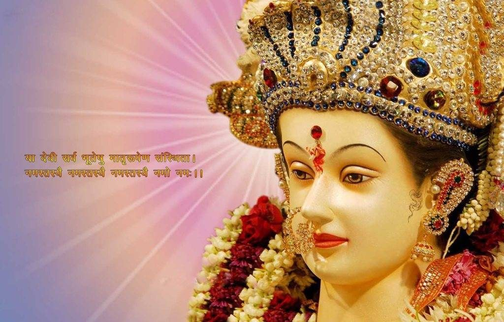 Maa Durga Wallpapers , Images , Photo | Navratri images 5