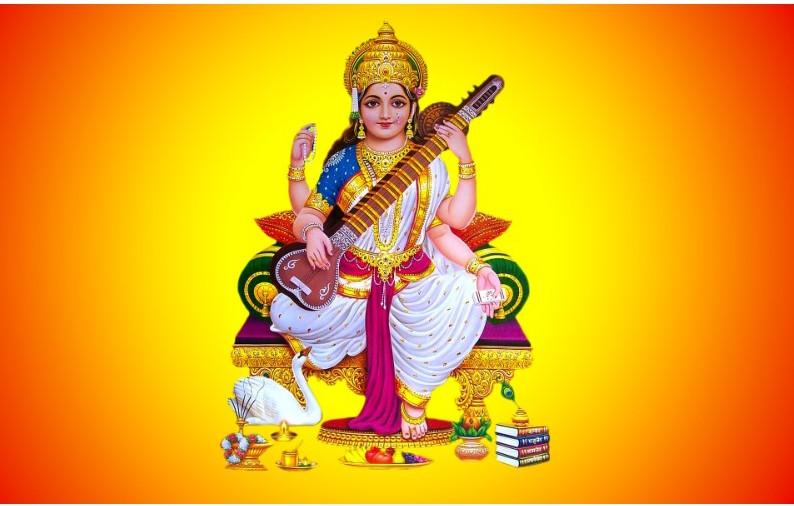 Maa Saraswati Images OR Beautiful Images of Maa Saraswati 24