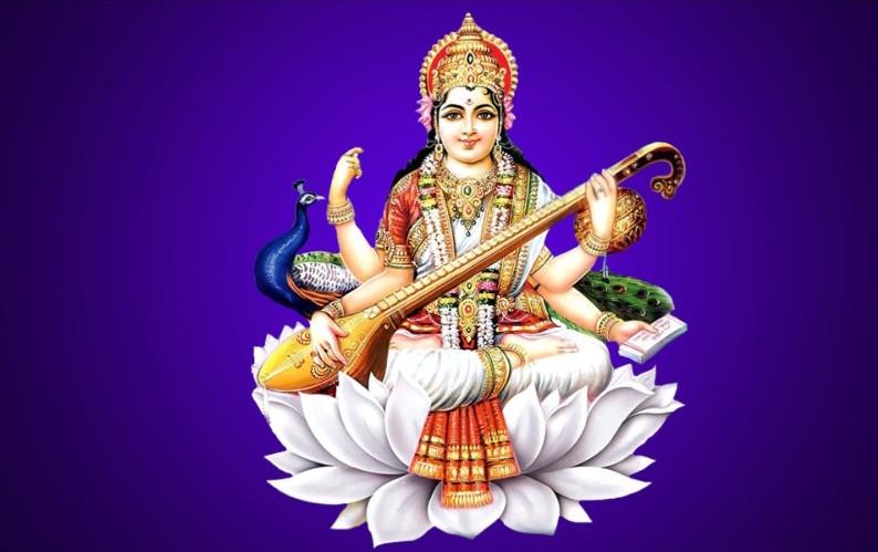 Maa Saraswati Images OR Beautiful Images of Maa Saraswati 23
