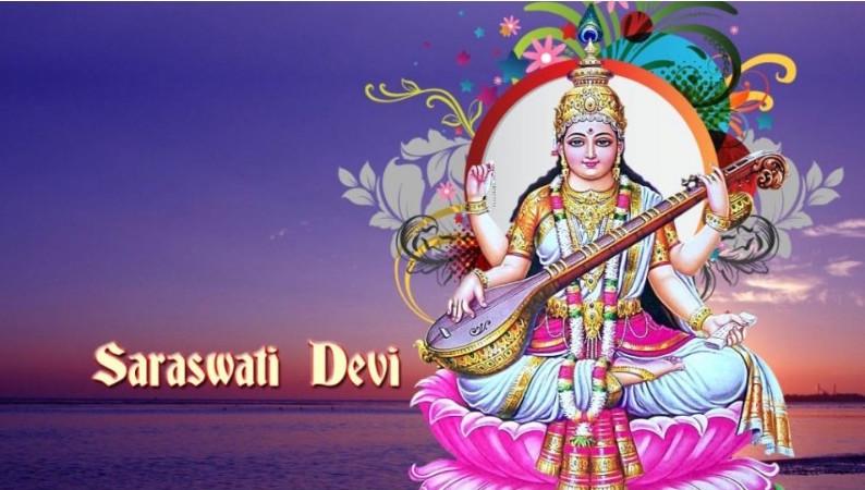 Maa Saraswati Images OR Beautiful Images of Maa Saraswati 22