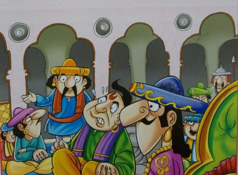 Tenali Ramakrishna Stories in Hindi - तेनाली रामकृष्णा की कहानियाँ 2
