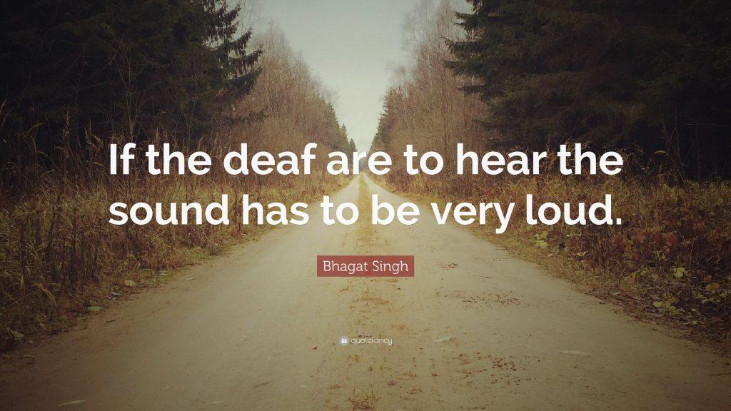 Bhagat Singh Quotes in Hindi - 【30+ Slogan of Bhagat Singh】 2