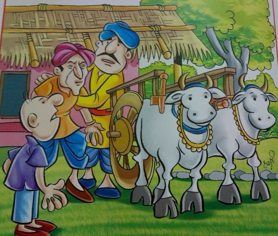 Hindi Moral Stories For Class 1 With Pictures 2018 3