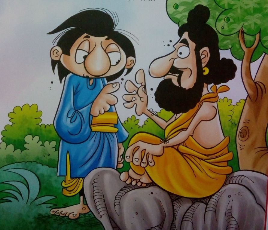 Hindi Moral Stories For Class 1 With Pictures 2018 2