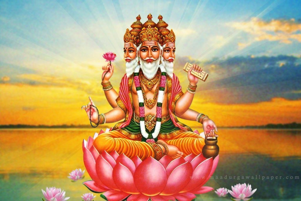 Lord Brahma images Wallpaper & Picture Collection in HD Quality 1