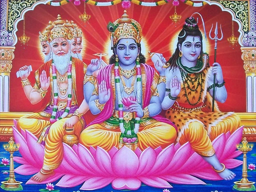 Lord Brahma images Wallpaper & Picture Collection in HD Quality 4