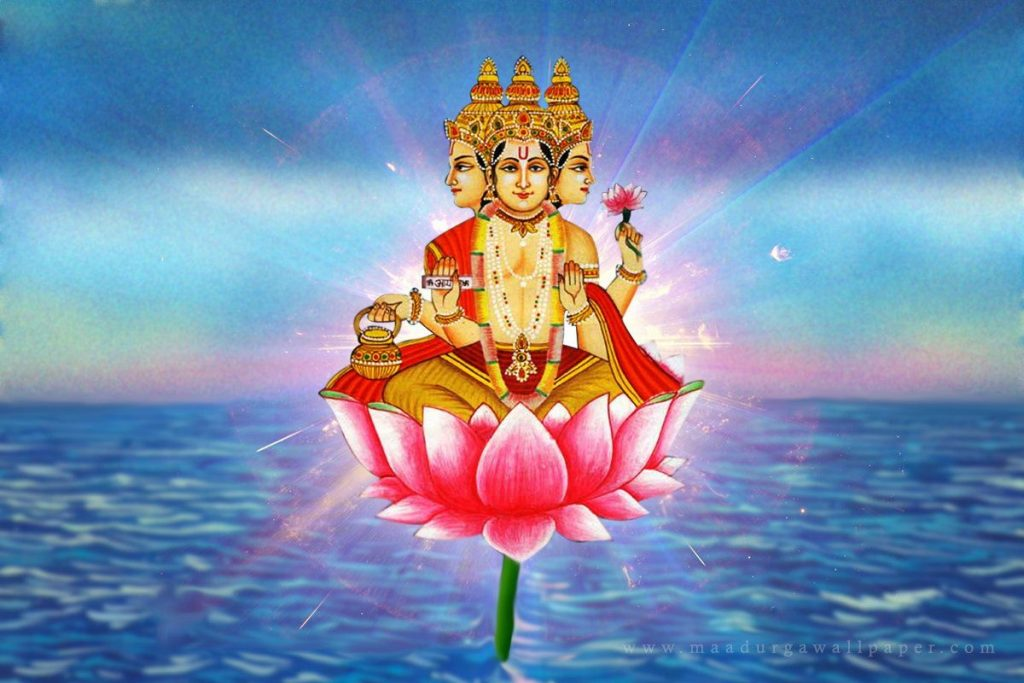 Lord Brahma images Wallpaper & Picture Collection in HD Quality 5