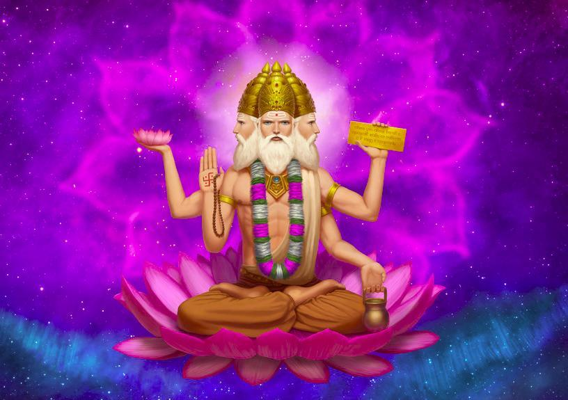 Lord Brahma images Wallpaper & Picture Collection in HD Quality 7