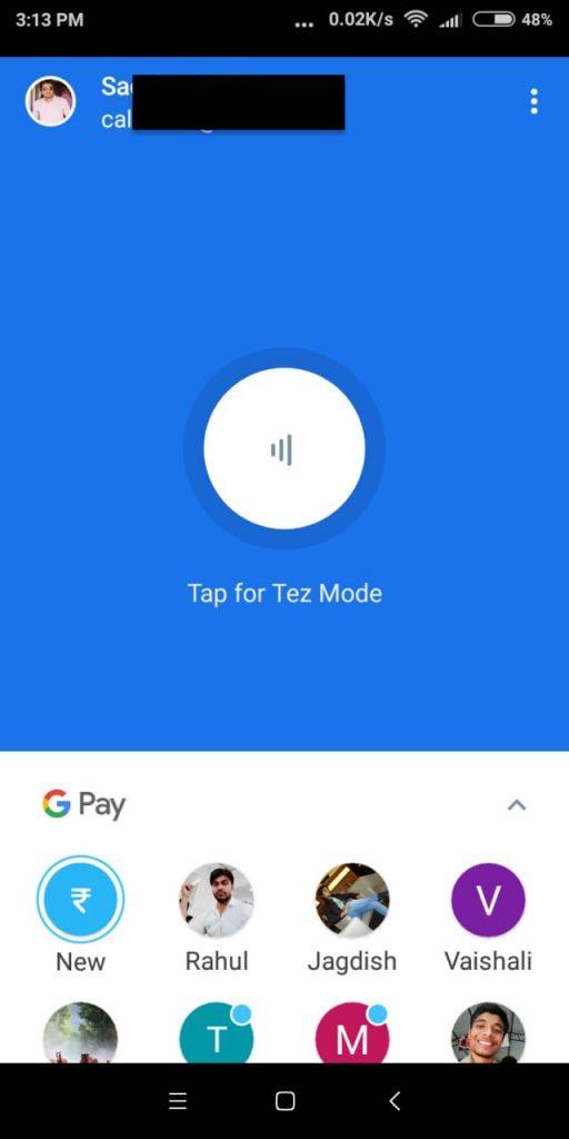 Google Tez App kya hai & Google Pay App details in Hindi 6