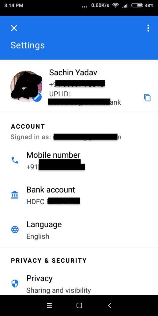 Google Tez App kya hai & Google Pay App details in Hindi 8
