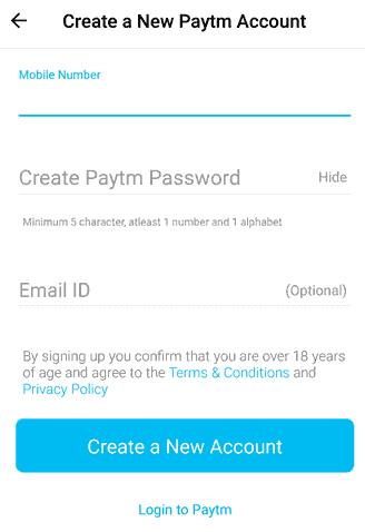 How to Use Paytm in Hindi 🙄 Paytm कैसे Use करे 3
