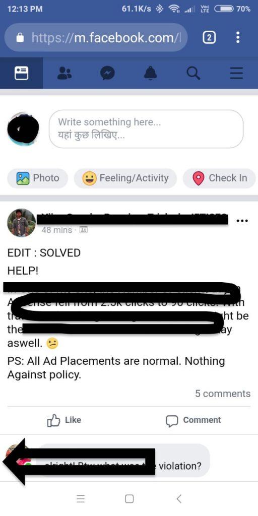 Facebook Account Delete Kaise Kare-mobile4