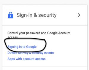 Gmail Password Change Kaise Kare