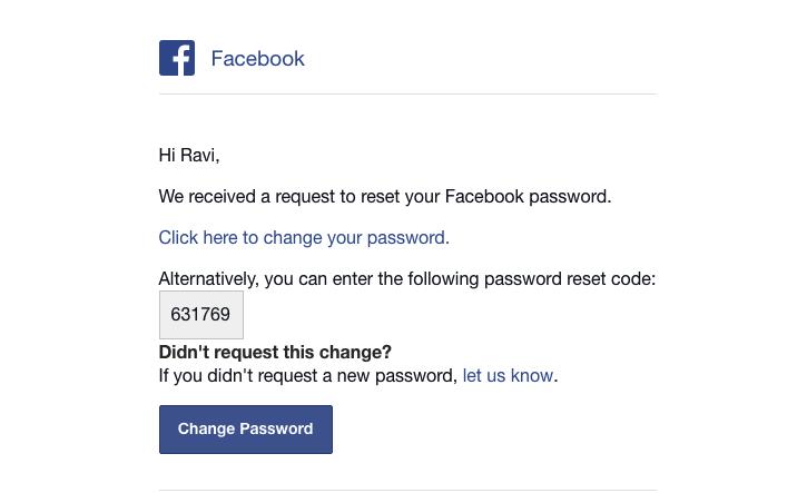 Facebook Account Kaise Khole Aur Password Change Kaise kare 4