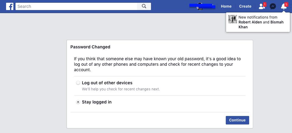 Facebook Account Kaise Khole Aur Password Change Kaise kare 6
